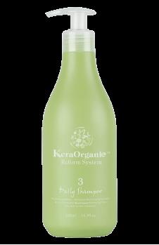 KeraOrganic Daily Shampoo 500ml