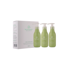 KeraOrganic Sets(Purifying shampoo+shape+smooth) 150ml*3